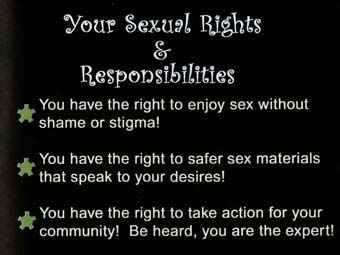 Your (Homo)Sexual Rights